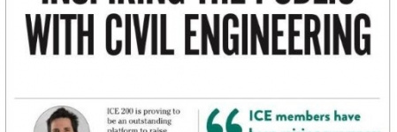 Inspiring the public with civil engineering