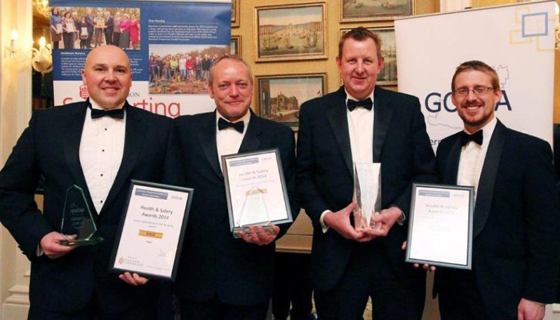 GOSHA (Guernsey Occupational Safety & Health Association) Annual Health & Safety Awards 2015 – Best of the Best