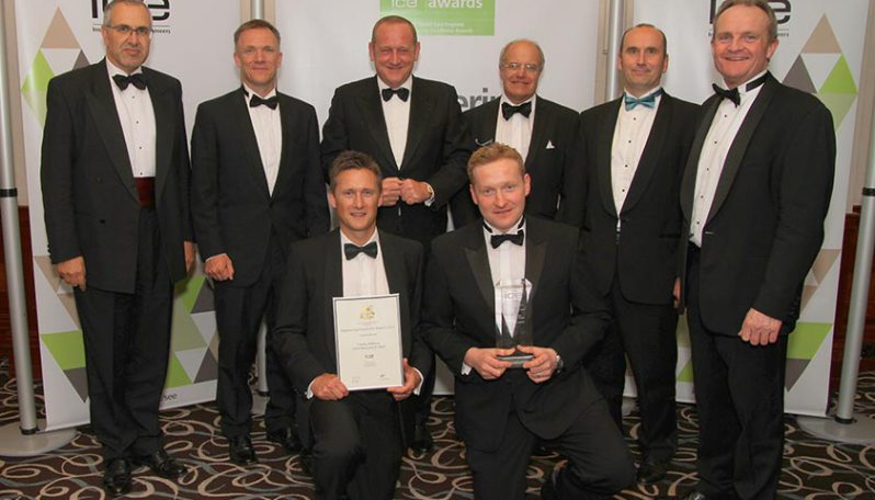 ICE South East Winner of Engineering Excellence Awards 2013 – Fawley Refinery Heat Recovery Project