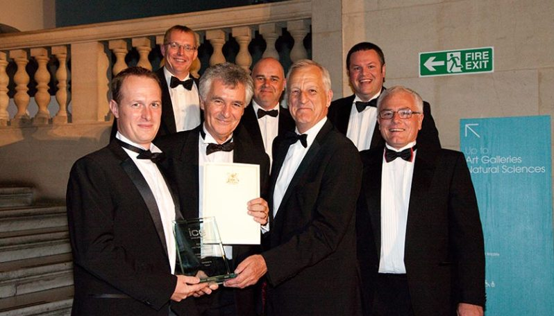 ICE South West Project of the Year Award 2014 – Major Award & Members Award - Walham 400kW Substation Flood Defence Scheme