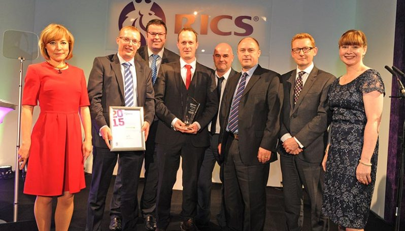 RICS 'The Grand Final' 2015 - Winner - Infrastructure Category - Walham 400kW Substation Flood Defence Scheme