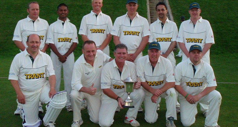 trant-cricket-team