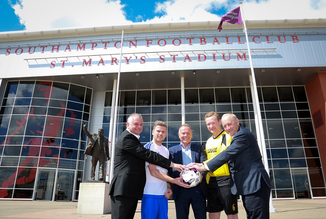 Children's Charity To Benefit From Special Soccer Match At Saints
