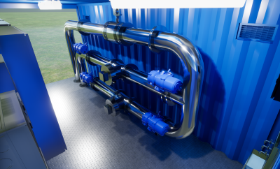 Modular Water Treatment